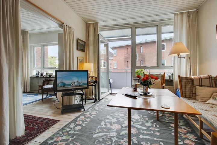 Ejerlejlighed - 2800 Kongens Lyngby - Ulrikkenborg Plads 10A, 3. TH