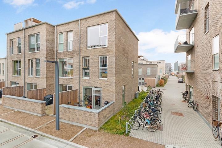 Rækkehus - 2300 København S - Robert Jacobsens Vej 10W